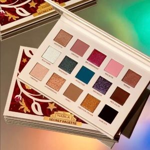 "💗New Nabla Cosmetics ""Secret"" Eyeshadow Palette💗"